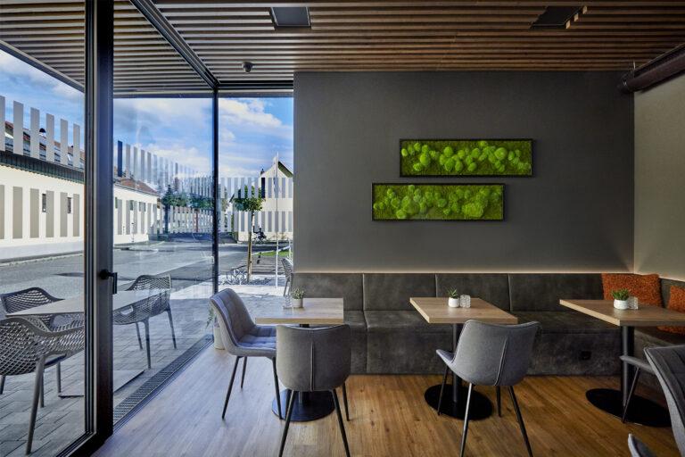 Architektur Cafe Oberösterreich