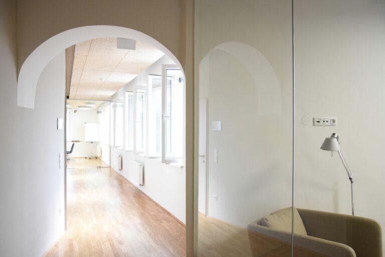 Büro Zugang
