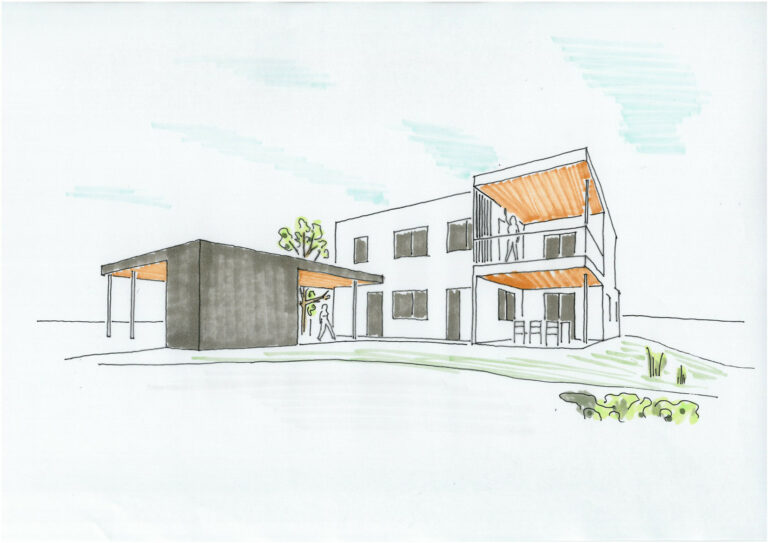 Architektur Umbau Einfamilienhaus