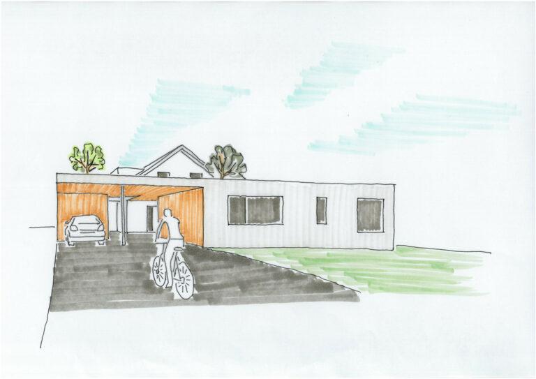 Architektur Einfamilienhaus Oberösterreich