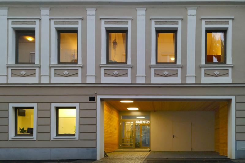 Architektur Stadthaus