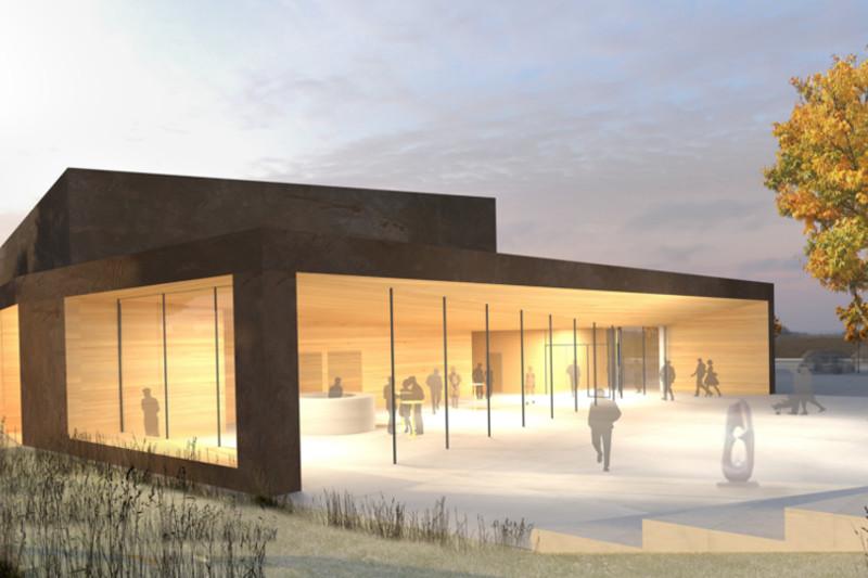 Architektur Veranstaltungszentrum