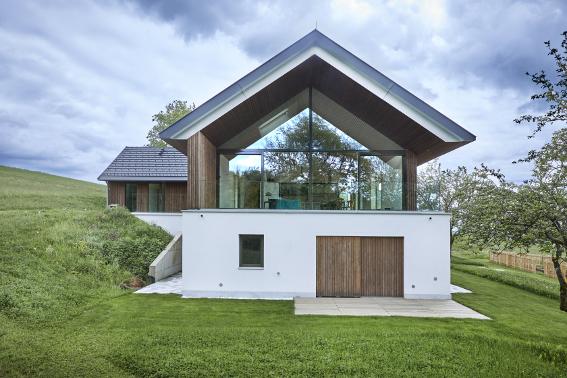 Grünland Bauwerk